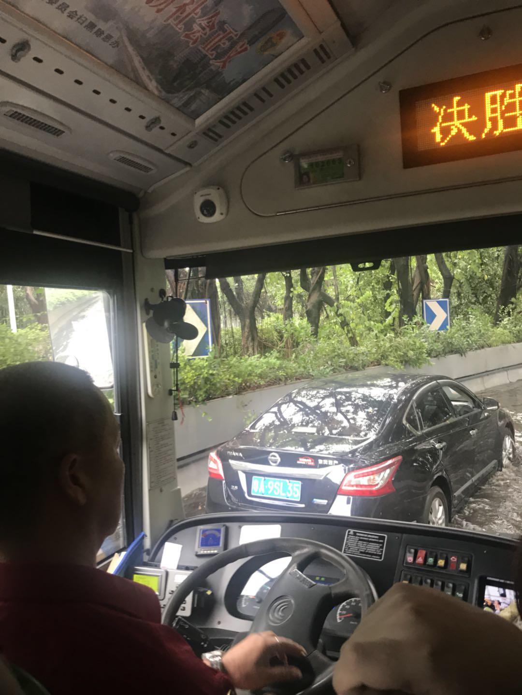 山竹台风过后的广东,广西台风实时路径发布系统