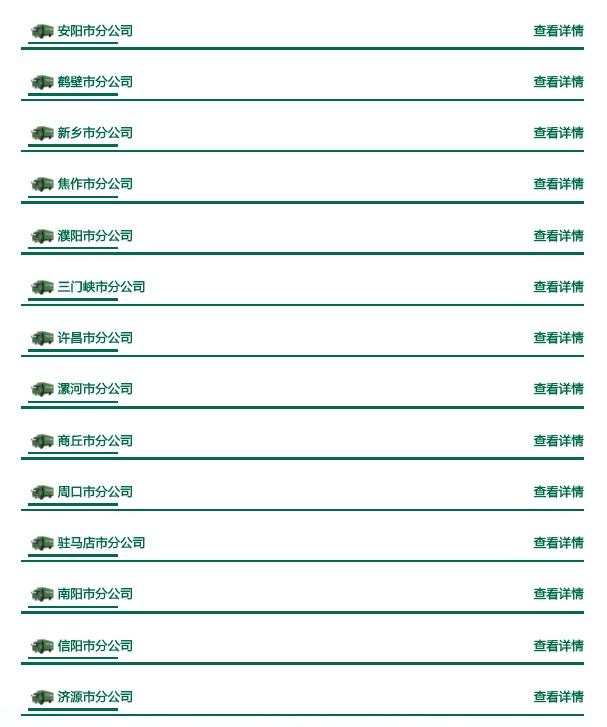 中国邮政有限公司河南省分公司2020社会贝博棋牌岗位表(2)